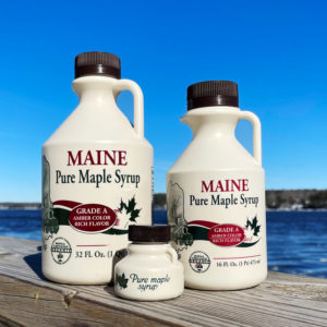 Maine Maple Syrup - 32 oz, 16 oz, 1.36 oz