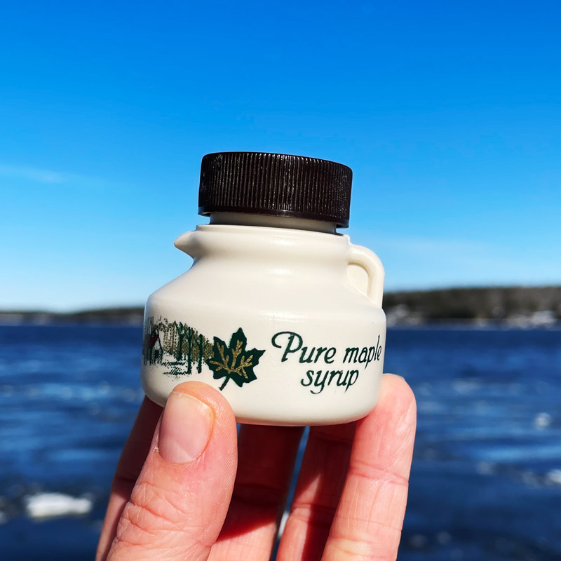 Maine Maple Syrup - 1.36 oz
