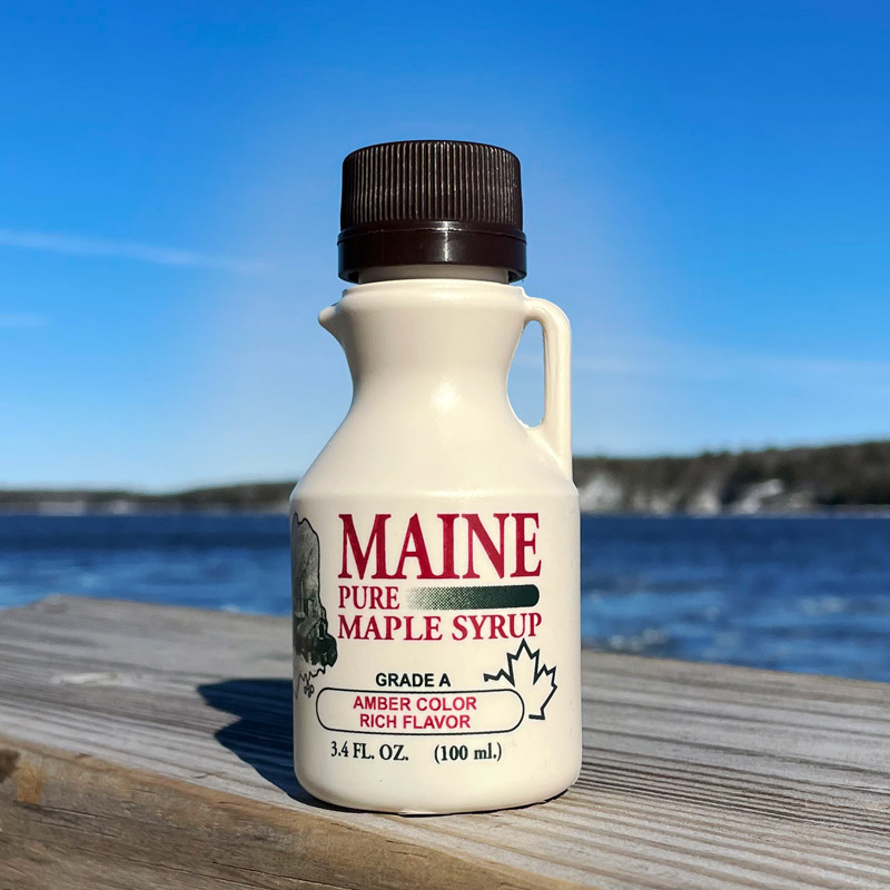 Maine Maple Syrup - 3.4 oz