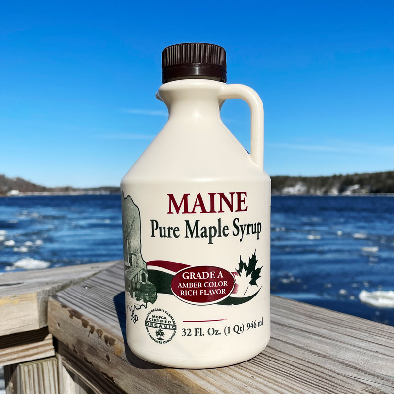 Maine Maple Syrup - 32 oz