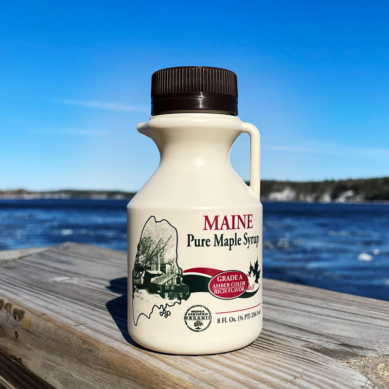 Maine Maple Syrup - 8 oz