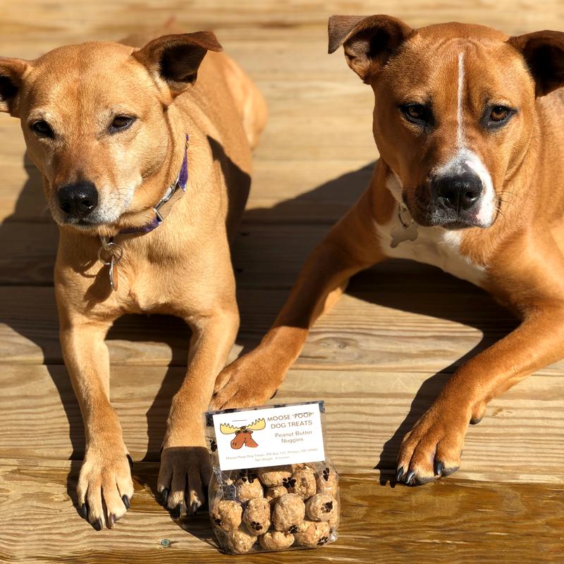 Moose Poop Dog Treats