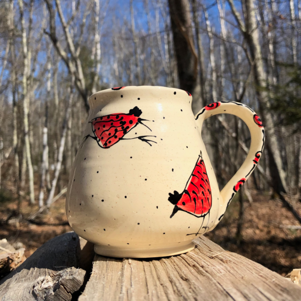 Chicken Pottery - Chicken Mug