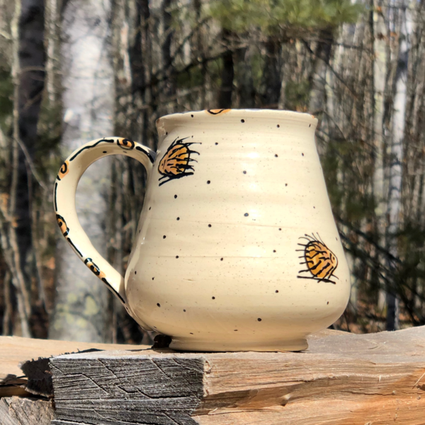 Hedgehog Pottery - Hedgehog Mug