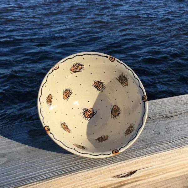 Hedgehog Pottery - Hedgehog Bowl