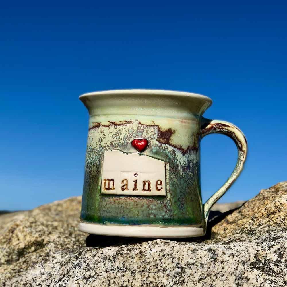 Love MAINE Mug