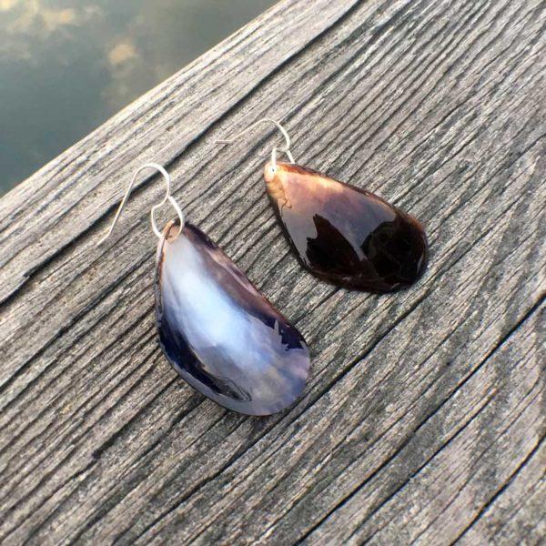 Mussel Shell Earrings
