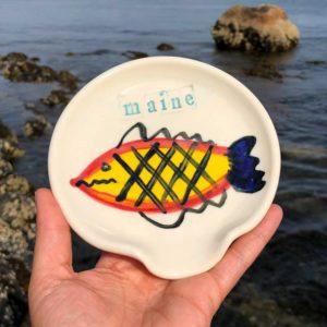 Fish Spoon Rest