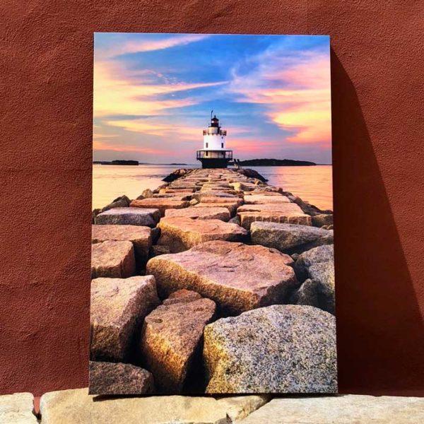 PortlaSpring Point Light   Canvas by Benjamin Williamson