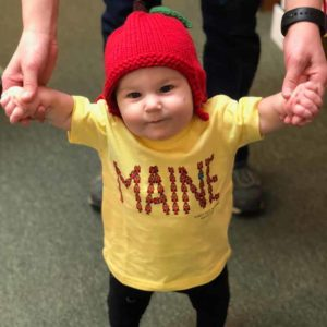 """MAINE"" lobster kids t-Shirt"