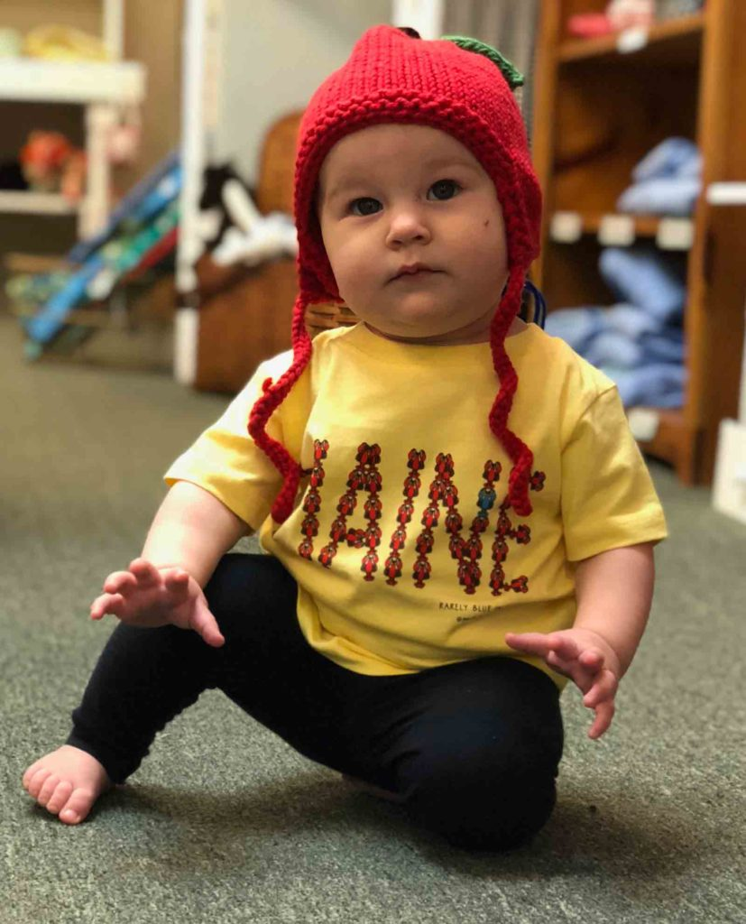 Child's MAINE Lobster T-Shirt