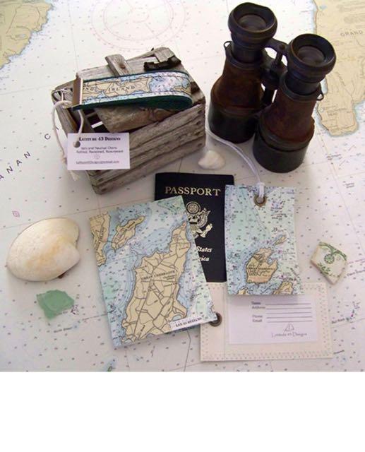 Chart Passport Covers