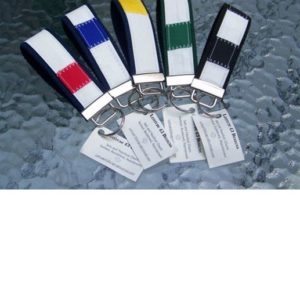 Sail Cloth Key Fobs