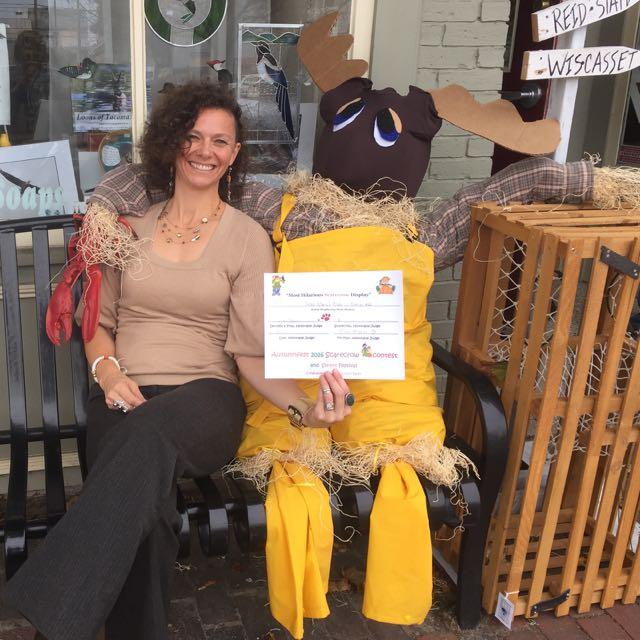 """Most Hilarious Scarecrow"" of Autumnfest 2016"