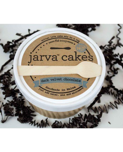 Jarva Cakes - Dark Velvet Chocolate
