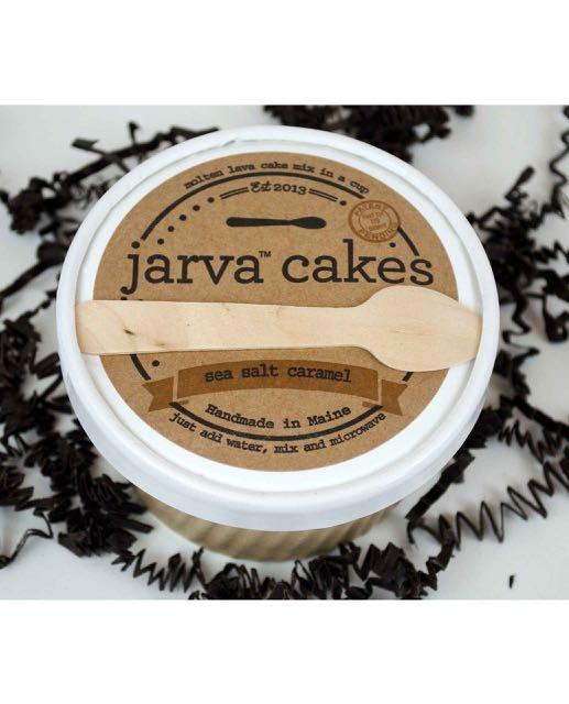 Jarva Cakes - Sea Salt Caramel