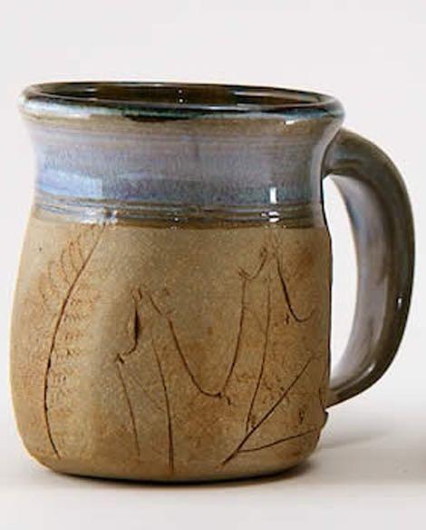 Westport Island Pottery Mug