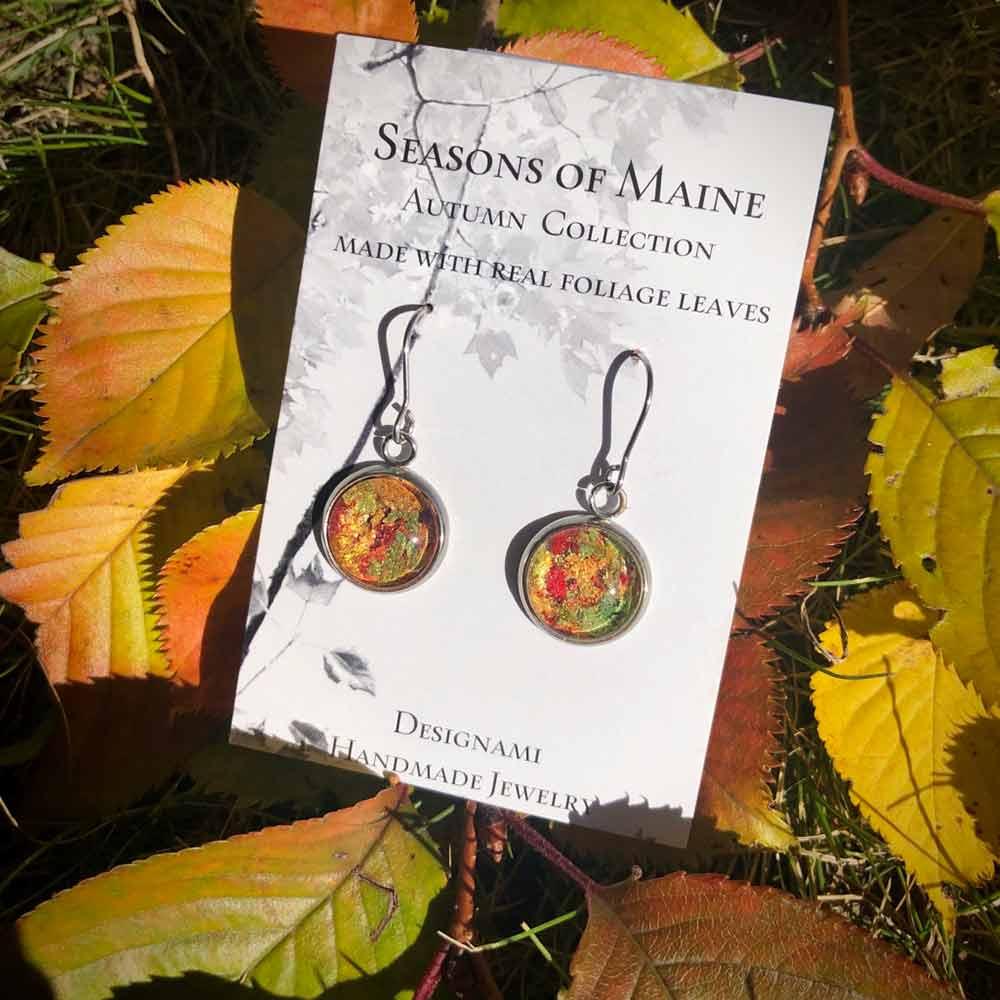 Fall Foliage Earrings