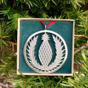 Pineapple Ornament by Lovell Designs