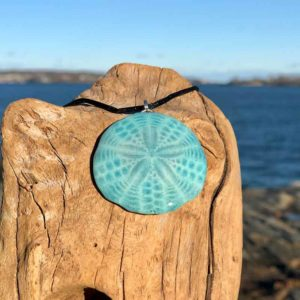 Tiffany Sand Dollar Necklace