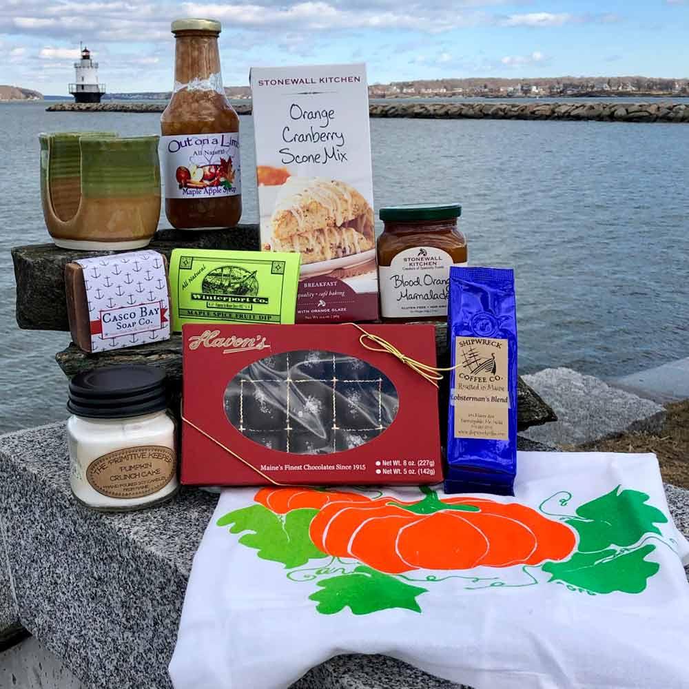 Citrus Pumpkin Gift Package