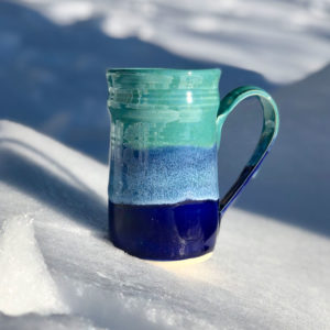 Stein by LKB Pottery