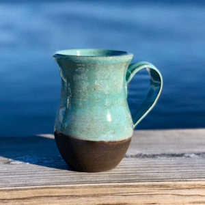 Mug by LKB Pottery