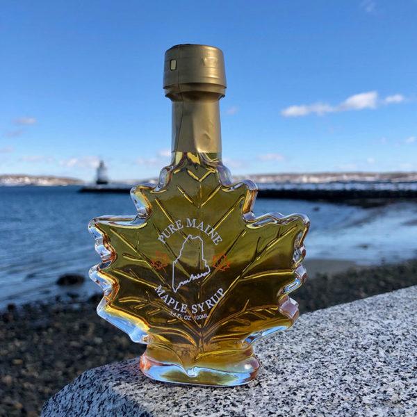 Maple Syrup Leaf