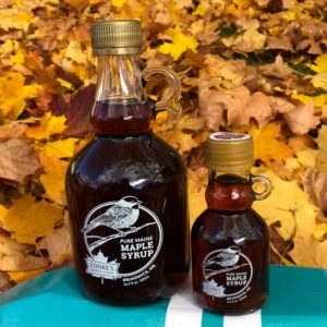 Maple Syrup Jug by Cooke's Maple Farm