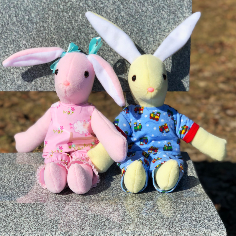 Maine Bunnies for Easter
