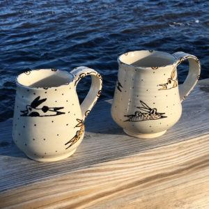 Rabbit Pottery - Rabbit Mug