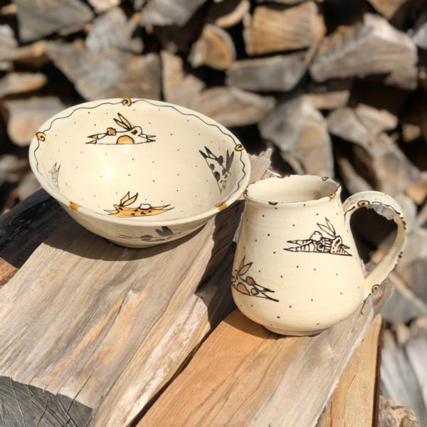 Rabbit Pottery