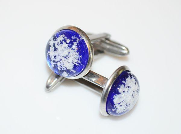 Cremation Jewelry - Cuff Links