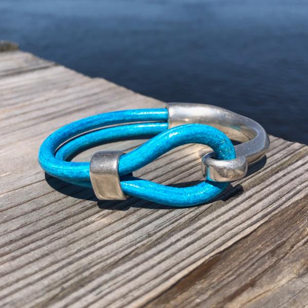 Blackbeard Bracelet - Turquoise