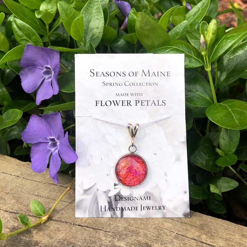Lily Flower Petal Jewelry