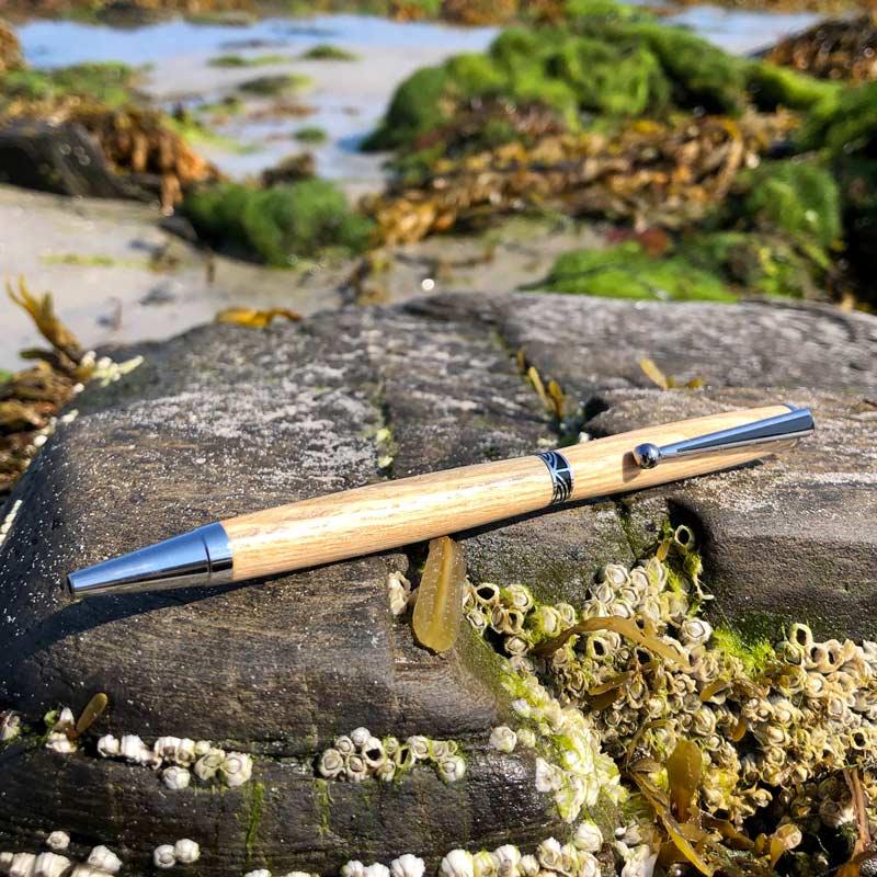 Lobster Trap Wood Pen