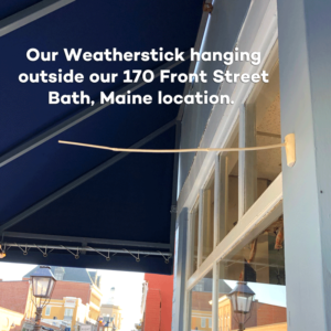 Maine Woodsman's Weatherstick