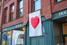 Valentine's Day Bandit 2020 | Portland Public Market