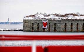 Valentine's Day Bandit 2020 | Fort Gorges