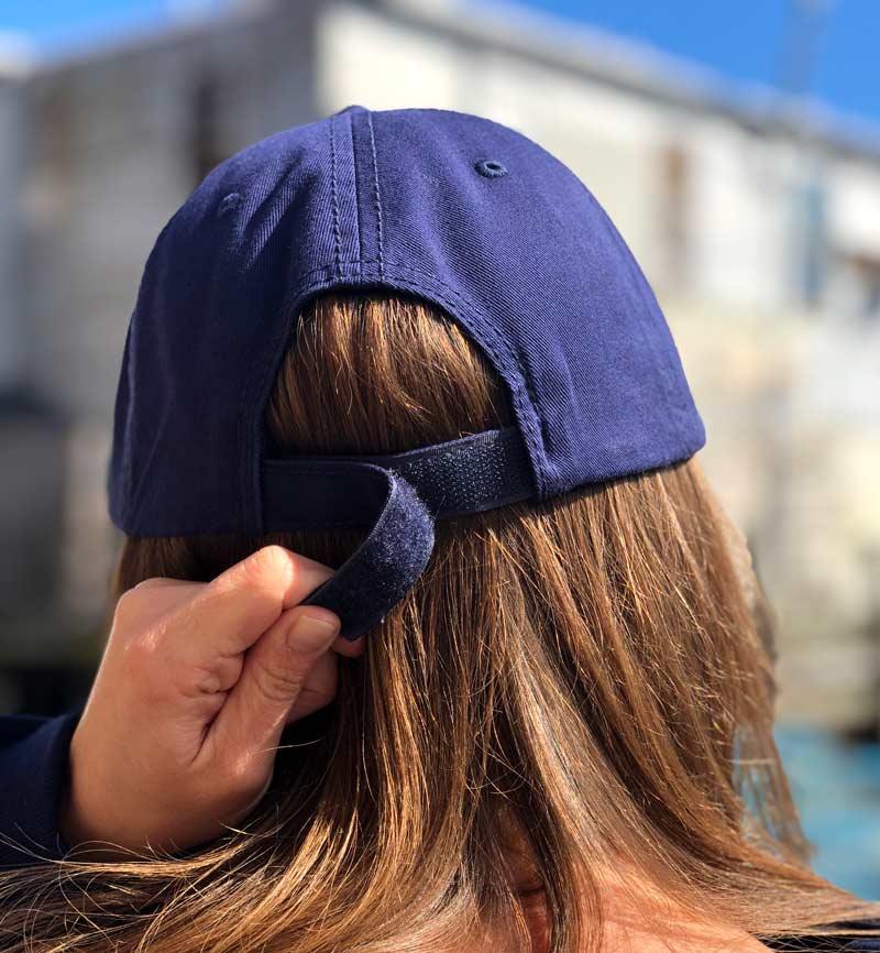 Maine Bicentennial Hat Back