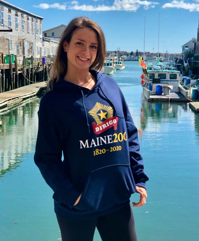Maine Bicentennial Sweatshirt
