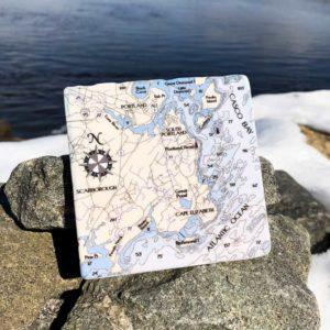 Portland, Maine Coaster