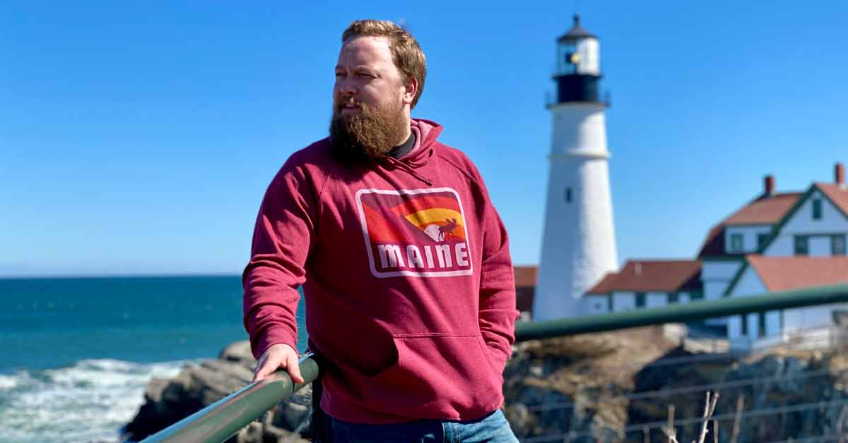 Featured Product of the Week: Supah Soft Maine Hoodies