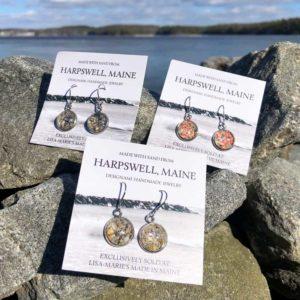 Harpswell Sand Earrings