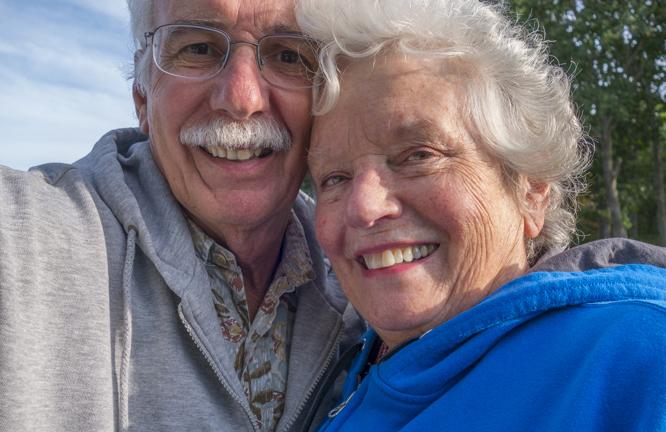 Mary and Joe Devenney, Maine artists