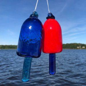 Blown Glass Buoys