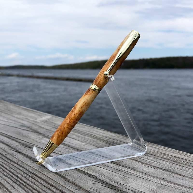 Maine Spruce Burl, Pen.