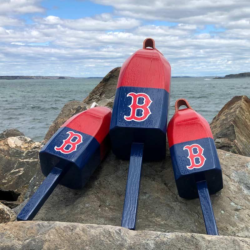 Red Sox Buoy