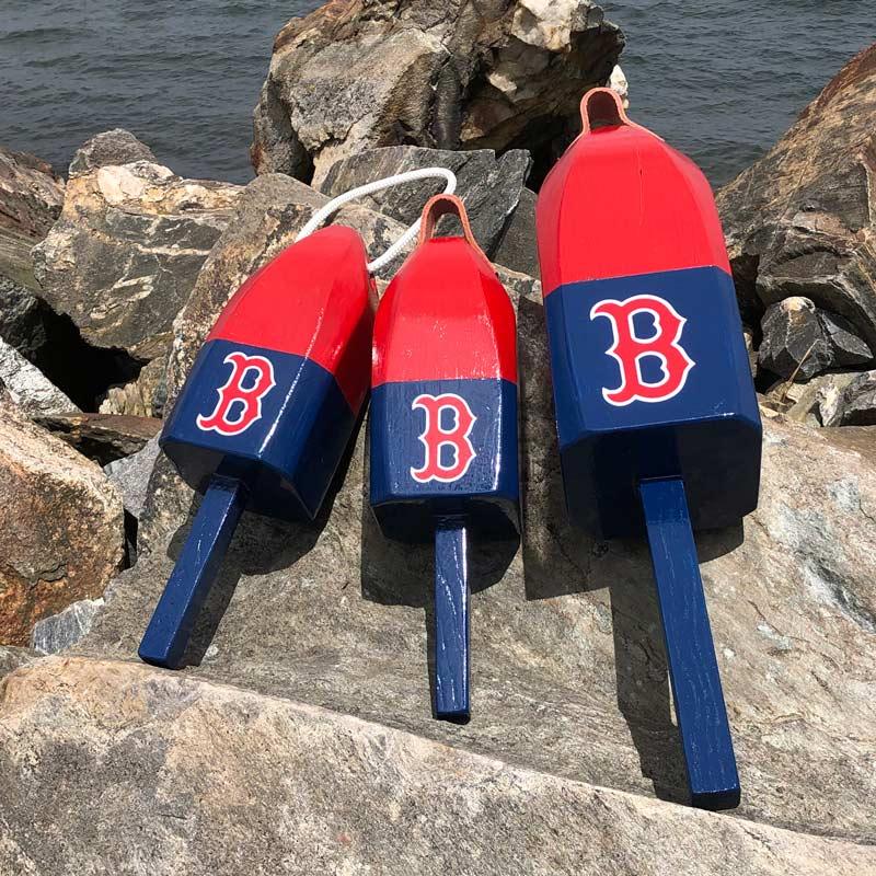 Red Sox Buoys.