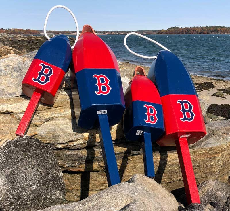 Red Sox Buoys